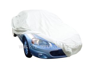Car-Cover Satin White für Chrysler Sebring