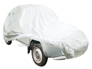 Car-Cover Satin White für Citroen 2 CV / Ente
