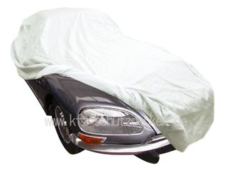 Car-Cover Satin White für Citroen DS