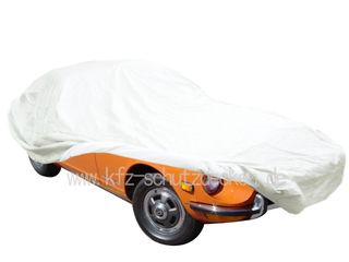 Car-Cover Satin White für Datsun 240Z