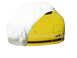 Car-Cover Satin White für De Tomaso Guara