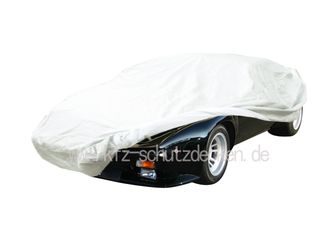 Car-Cover Satin White für De Tomaso Pantera