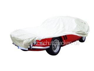 Car-Cover Satin White für Ferrari 250GTE
