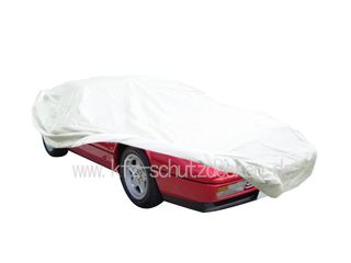 Car-Cover Satin White für Ferrari 328