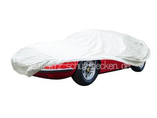 Car-Cover Satin White für Ferrari Dino 246