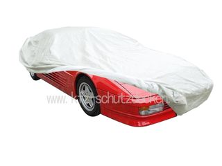 Car-Cover Satin White für Ferrari TR 512