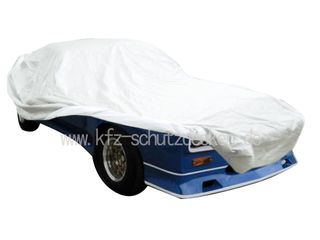 Car-Cover Satin White für Capri