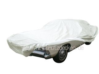 Car-Cover Satin White für Galaxie