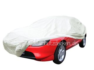 Car-Cover Satin White für Puma