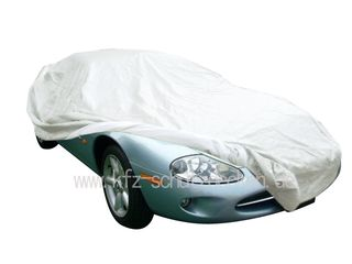 Car-Cover Satin White für Jaguar XK8