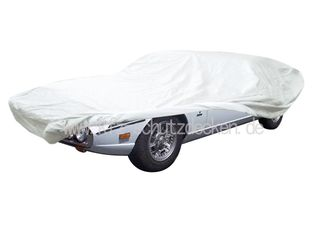 Car-Cover Satin White für Lamborghini Espada