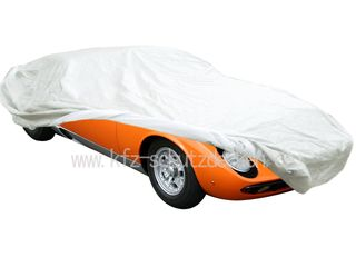 Car-Cover Satin White für Lamborghini Miura S