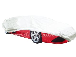 Car-Cover Satin White für Lamborghini Murcielago