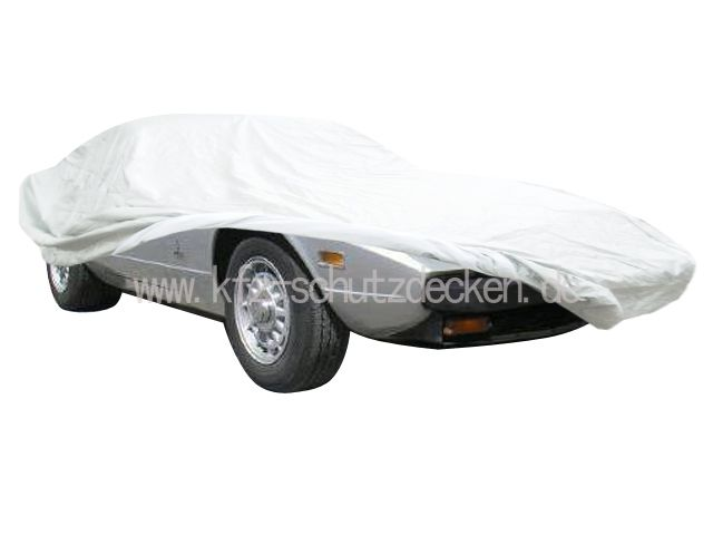 autoabdeckung vollgarage car cover satin white f r. Black Bedroom Furniture Sets. Home Design Ideas