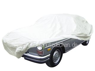 Car-Cover Satin White für Mercedes 230-280CE Coupe /8 (W114)