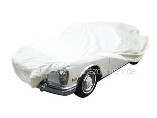 Car-Cover Satin White für Mercedes 600 kurz