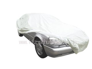 Car-Cover Satin White für Mercedes CL-Klasse