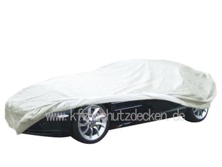 Car-Cover Satin White für Mercedes-Benz SLR