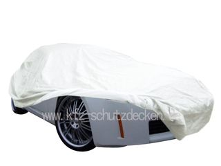 Car-Cover Satin White für Nissan 350 Z und Roadster