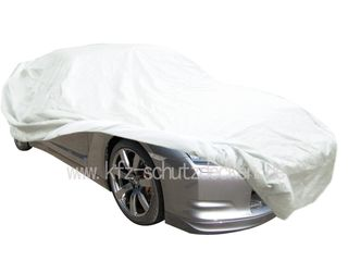 Car-Cover Satin White für Nissan GTR