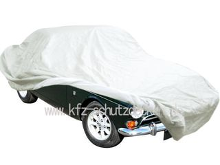 Car-Cover Satin White für Sunbeam Tiger