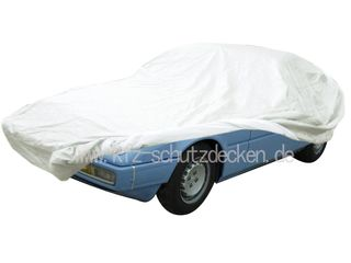 Car-Cover Satin White für Talbot Matra Bagheera