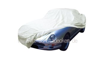 Car-Cover Satin White für TVR Chimaera