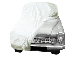 Car-Cover Satin White für Wartburg 314 Limosine