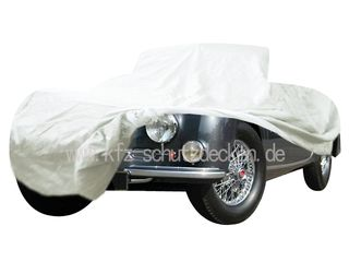 Car-Cover Satin White für Talbot Lago