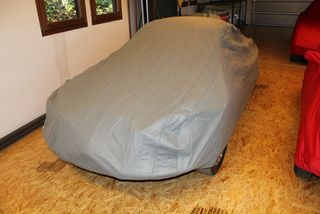 Car-Cover Universal Lightweight für Alpine A 110