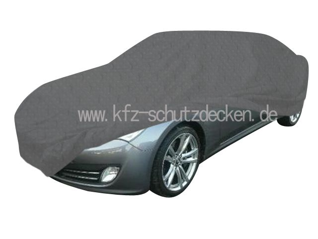Covercraft Custom Fit Car Cover for Select Hyundai Genesis Coupe Models FS17170F5 Black Fleeced Satin
