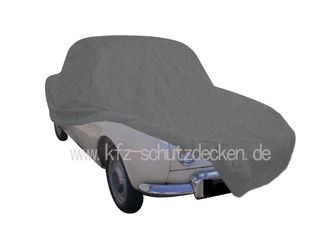 Car-Cover Universal Lightweight for Renault Dauphine
