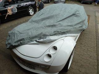 Car-Cover Universal Lightweight for Smart Roadster