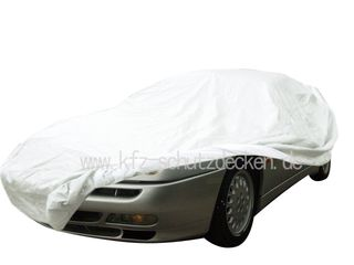 Car-Cover Satin White für Alfa Romeo Spider 1994-2005