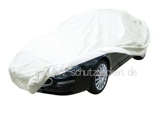 Car-Cover Satin White für Maserati 4200 Spyder