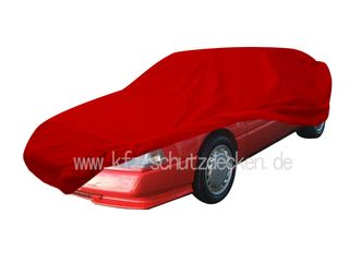 Car-Cover Satin Red für Alpine A610 & V6GT