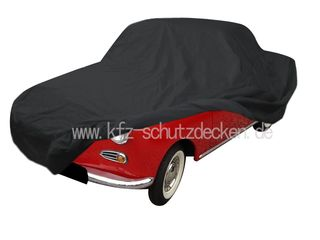 Car-Cover Satin Black für Goggomobil Coupe