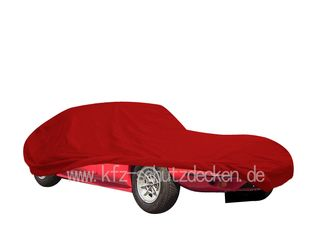 Car-Cover Satin Red für Marcos GT