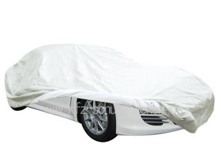 Car-Cover Satin White für Porsche Panamera