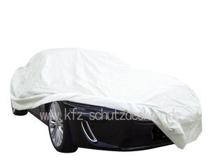 Car-Cover Satin White für Jaguar XK