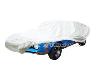 Car-Cover Satin White für Mustang 1970-1973