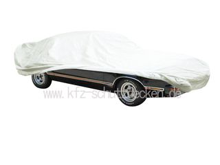 Car-Cover Satin White für Mustang 1973-1978