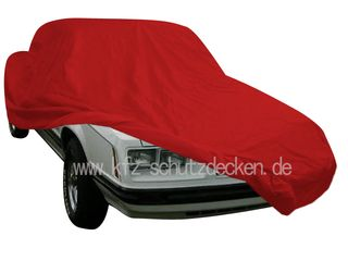 Car-Cover Satin Red für Mustang 1979-1993