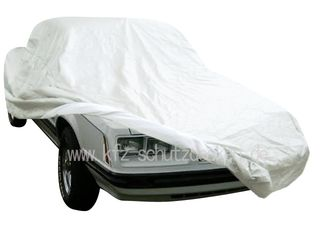 Car-Cover Satin White für Mustang 1979-1993