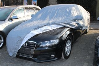 Car-Cover Outdoor Waterproof with Mirror Bags for Audi A4...