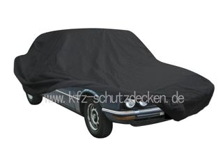 Car-Cover Satin Black for BMW 5er (E12) - bis Bj.1980