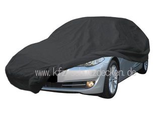Car-Cover Satin Black für BMW 5er F10  ab Bj.2010