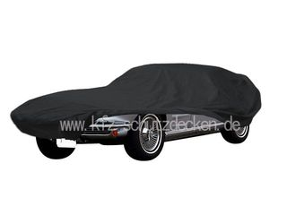 Car-Cover Satin Black für Chevrolet Corvette C2