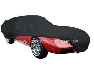 Car-Cover Satin Black für Chevrolet Corvette C3