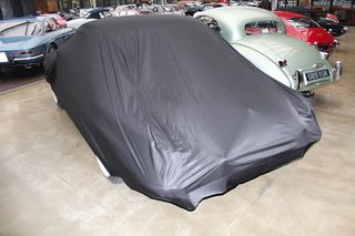 Car-Cover Satin Black für Mercedes 190 SL